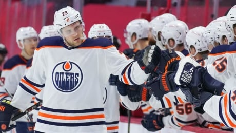Draisaitl hat trick ignites Oilers' offence as Edmonton remains undefeated against Sens