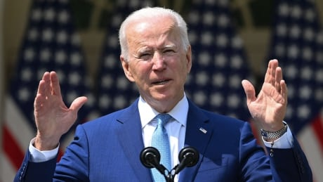 Biden announces gun-control actions following spate of mass shootings in U.S.