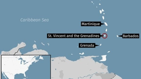 Cruise ship races to evacuate residents from Caribbean island of St. Vincent as volcano threatens to erupt