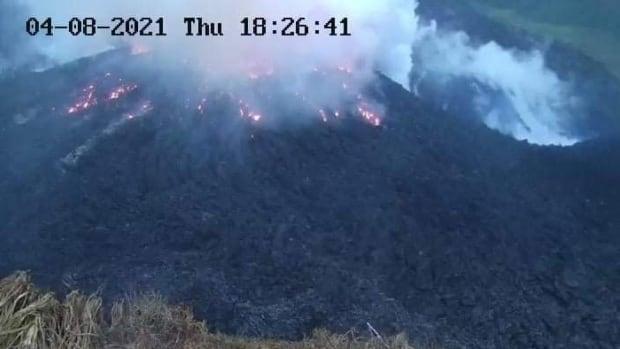 'Explosive eruption' reported at La Soufrière volcano in St. Vincent