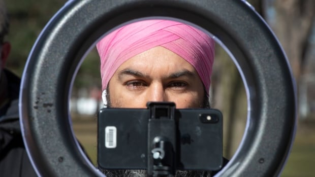 Federal NDP chases younger voters by making Singh the online face of the party
