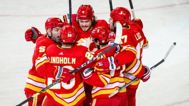 Flames torch Oilers to extinguish 4-game skid | CBC Sports