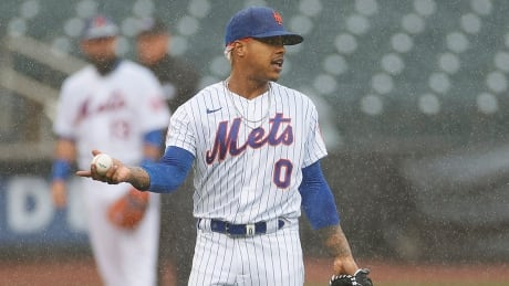 Stroman miffed Mets had him pitch in rain 7 minutes before game halted