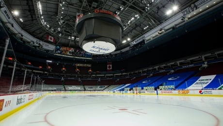 Vancouver Canucks' return delayed, facilities to remain closed until at least Monday