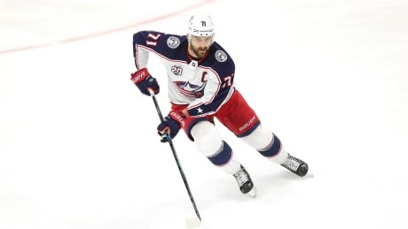 Leafs acquire Nick Foligno from Blue Jackets in 3-team deal