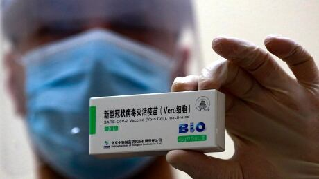 Top official admits China's COVID-19 vaccines have low efficacy