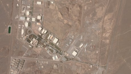 Iran blames Israel for sabotage at Natanz site as U.S. begins talks to re-enter nuclear deal