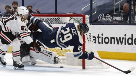 Patrik Laine scores goal-of-the-year candidate on end-to-end rush