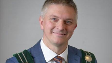 West Lincoln Mayor Dave Bylsma