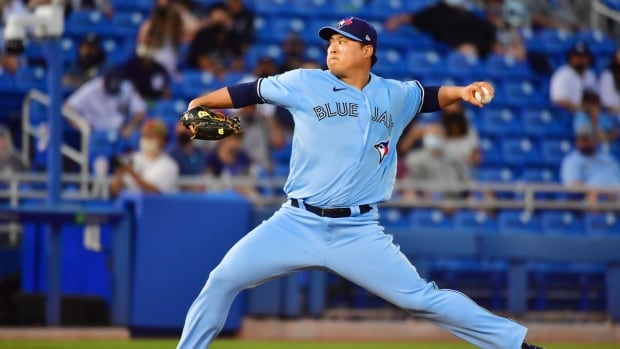 'Vintage' Ryu spins a gem as Blue Jays cruise to victory over Yankees