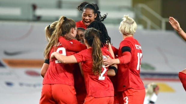 Canadian women regain confidence ahead of Olympics with pair of friendly wins