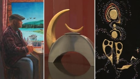 """Works by artists from Nunatsiavut at """"INUA"""""""