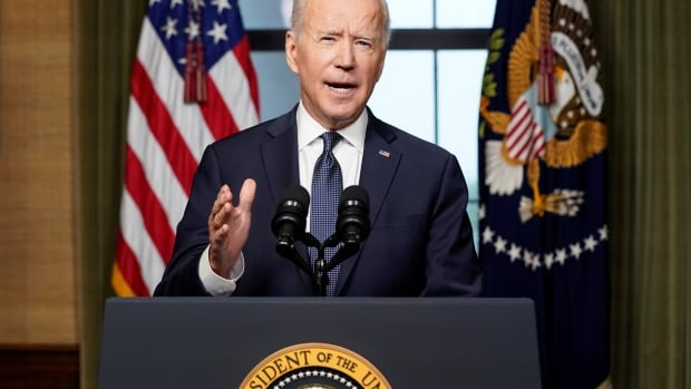Biden announces complete U.S. troop withdrawal from Afghanistan by Sept. 11, 2021 | CBC News