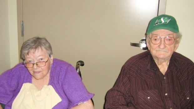 Couple reunited after years of being separated in long-term care
