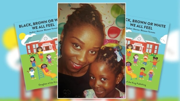 Kitchener mom's book on diversity inspired by bullied 5-year-old, who says 'all colours are beautiful' | CBC News