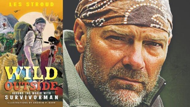 Les Stroud talks about his life as Survivorman