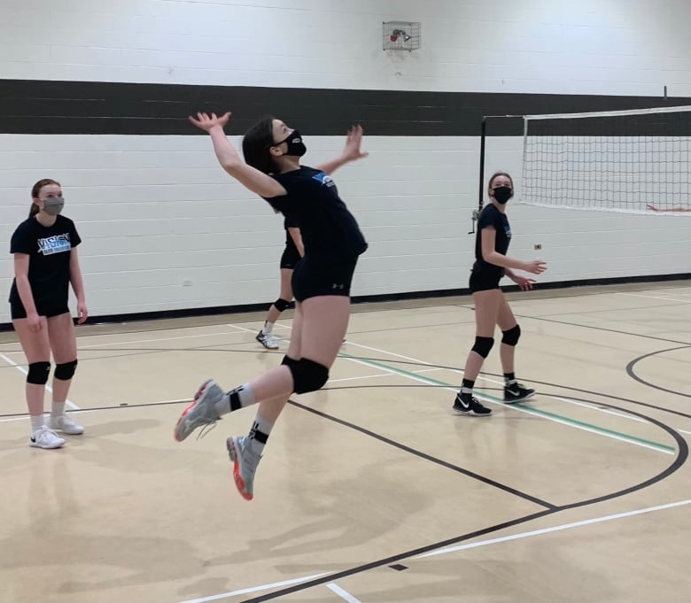 Winnipeg girls' volleyball coach dismissed from role after telling players he's allowed to use racial slurs