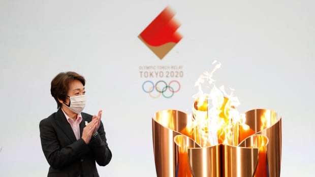 Head of Tokyo Olympics again says event will not be cancelled | CBC Sports