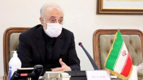 Iran nuclear chief says 60% uranium enrichment started at Natanz site