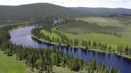 Main River Waterway