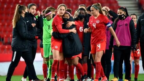 Britain Soccer Women International