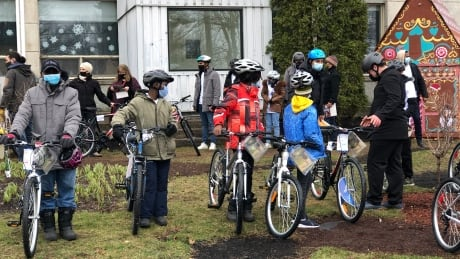 24 Fredericton newcomers getting new bikes