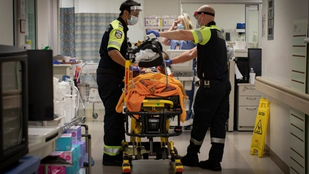 Ontario sees 4,447 new COVID-19 cases as admissions to ICUs top 750 | CBC News