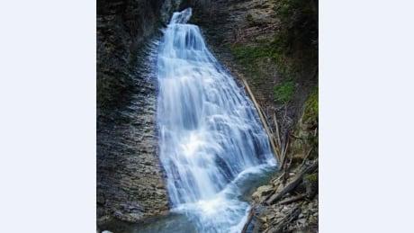 Margaret Falls near Salmon Arm