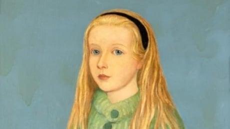 Portrait of Jennifer by Miller Brittain