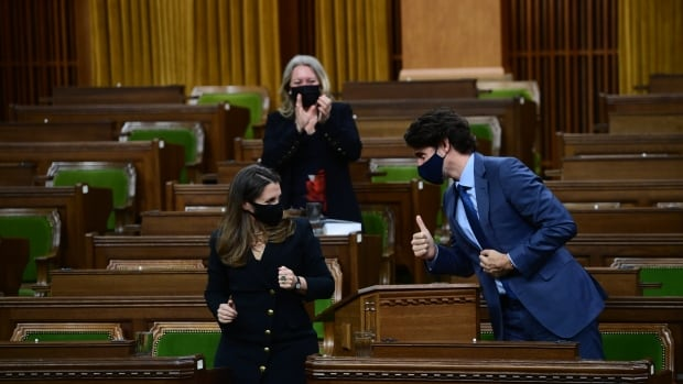 With one budget, Freeland overturned 3 decades of political orthodoxy