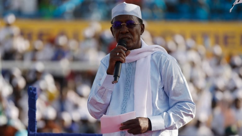 Chadian president killed after 30 years in power