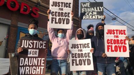 George Floyd Square Verdict Derek Chauvin Minneapolis