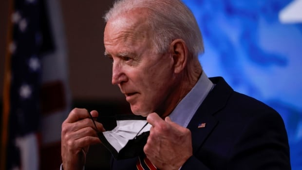 Biden talks with Trudeau about sending more COVID-19 vaccine doses to Canada