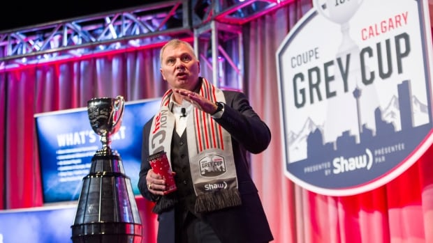 CFL commissioner Ambrosie says talks with XFL centered strictly on business