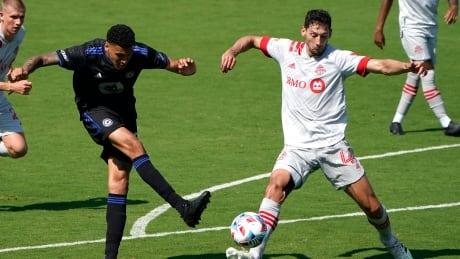 MLS Toronto Montreal Soccer