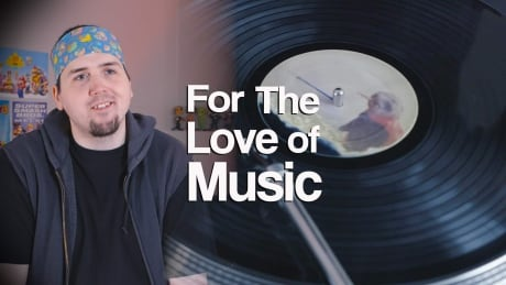 Scratch that: For this musician, it all comes down to a couple of turntables