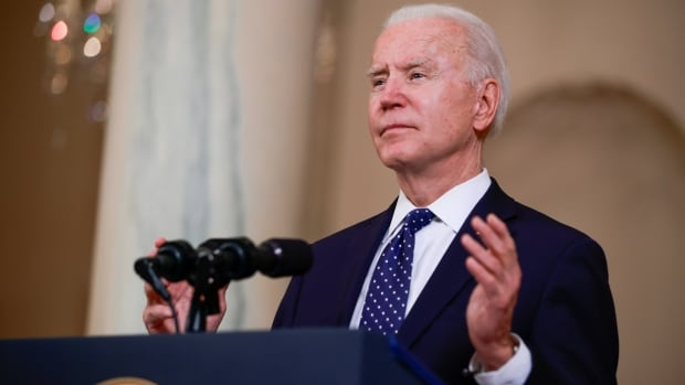 Biden opening summit with ambitious new U.S. climate pledge