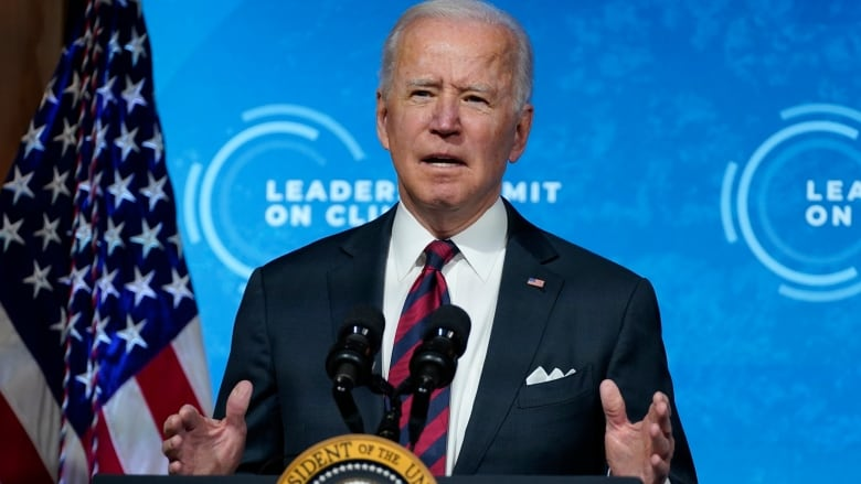 Biden administration opens global climate summit