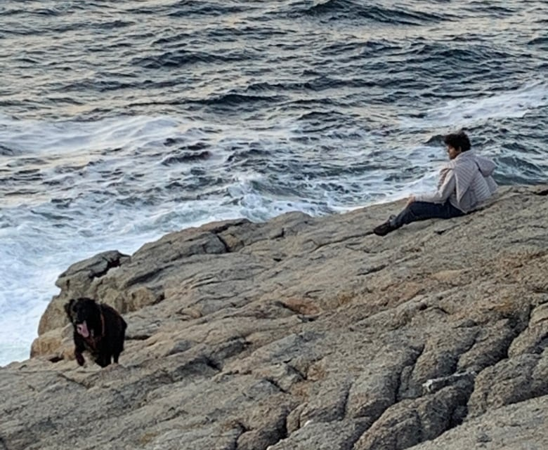 Father of 21-year-old student who fell into sea in N.L. recounts tragedy