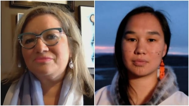 'I know who I am:' Labrador MP defends Inuk identity after Nunavut MP's questions | CBC News