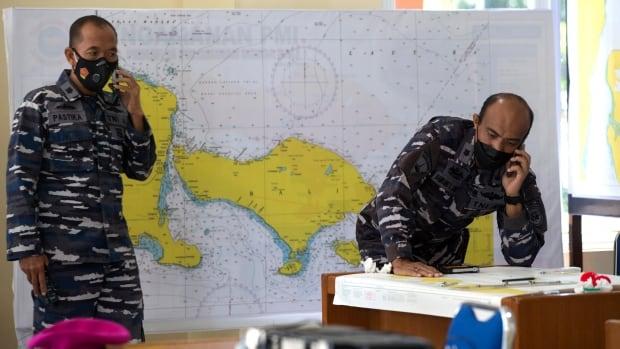 L'approvvigionamento di ossigeno del sottomarino indonesiano scomparso  potrebbe esaurirsi entro poche ore