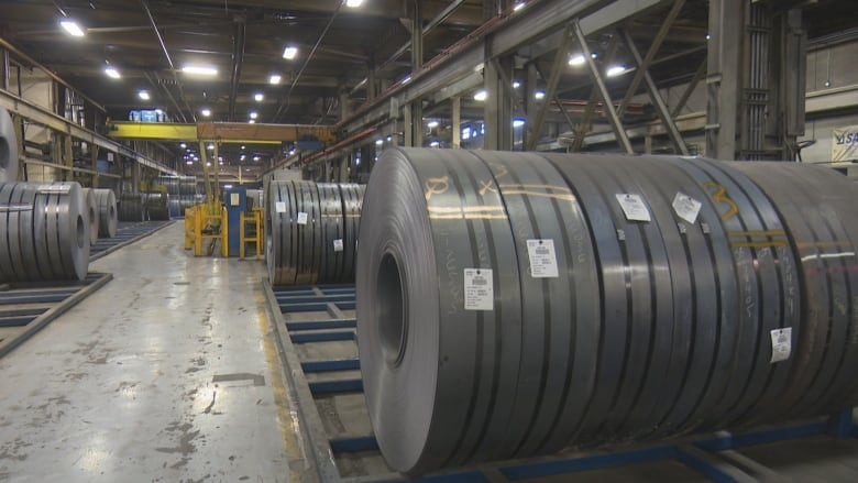 Soaring steel prices eat into company profits, drive up building costs — and possibly what consumers pay