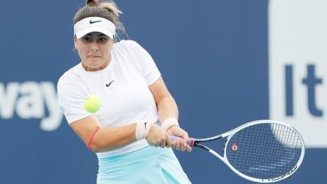 Bianca Andreescu tests positive for COVID-19, withdraws from Madrid Open