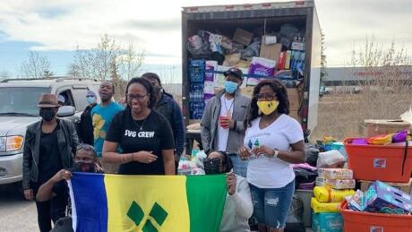 St. Vincent and the Grenadines Association of Calgary