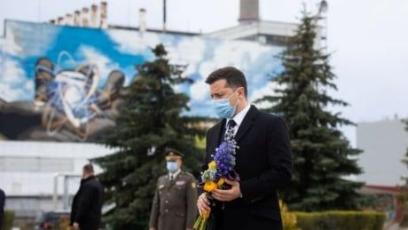 UKRAINE-CHERNOBYL/ANNIVERSARY-PLANT