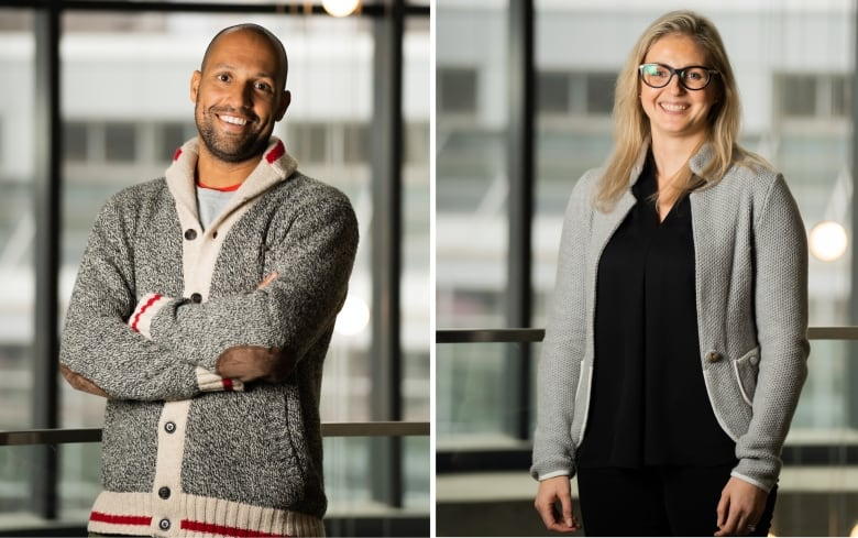 - hosni zaouali and carrie purcell - 'Virtual incubator' offers online space for northern Ontario entrepreneurs