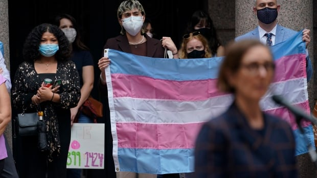 U.S. states passing anti-transgender laws are facing little backlash. Advocates hope to change that | CBC News