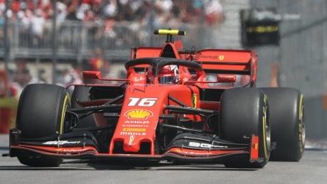 Car F1 GP Canada 20190609