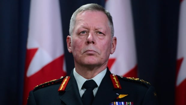 Criminal charge against former top general Jonathan Vance goes to court today