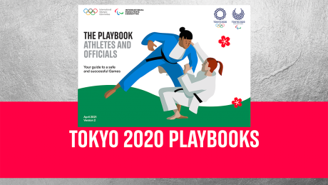 Olympic organizers outline COVID protocols in newest playbook